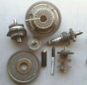 7 Pc 18 Lbs Of Gears Cogs Steampunk Art Makers Industrial Decor Design 18