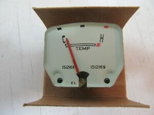 1949 1951 Oldsmobile Temperature Gauge Nos Oem