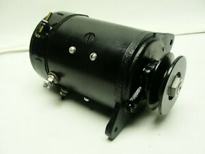 Remanufactured I h Farmall 200 6 Volt Generator With Pulley Antique Tractor