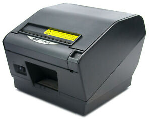 Star Tsp800 Thermal Ethernet Receipt Printer With Power Supply tsp847iie2