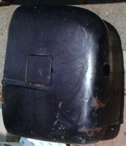 Nice 1951 52 Packard 200 300 Lh Rear Quarter Panel Section Gas Door Patrician 51