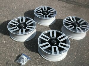 20 Toyota 4runner Rims 20 Inches Toyota 4 Runner Wheels Original Equipment Oem