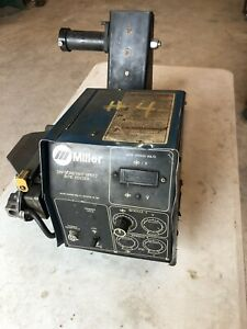 used For Parts Miller S 60 Wire Feed Mig Welder 24v