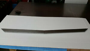 1973 1979 Ford F100 150 Truck Front Chin Spoiler For Bumper Steel