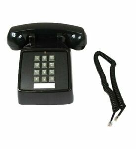 Cortelco 250000 vba 20md Desk Phone Valueline black