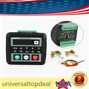 Dc20d Mkii Genset Controller Upgrade For Various Kinds Of Engine Generator
