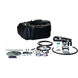 Titan Tanks Spare Tire Auxiliary Fuel System For 2013 2018 Dodge 6 7l Cummins