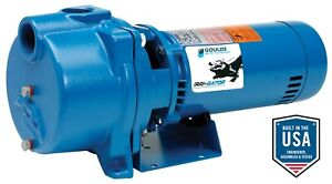 Goulds Gt103 1hp Water Well Irrigation Sprinkler Pump