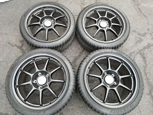 Oz Racing Hlt Wheel On Sp Winter Sport 3d Tires