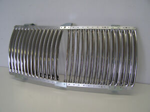 Mga 1956 61 Inner Grille louver Assembly new