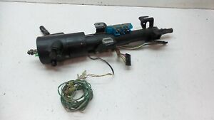 84 88 Original Black Fiero 4 Speed Manual Steering Column Non Tilt