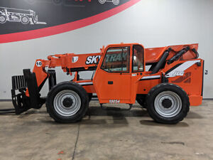 2011 Skytrak 10054 10000lb Rough Terrain Telehandler Diesel Telescopic Lift