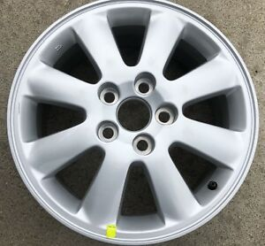 Toyota Camry Factory Wheel 16 New Takeoff