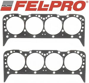 Fel Pro Performance 1094 Head Gaskets 2 For Chevy Sbc 283 302 307 327 350 383