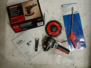 New Craftsman Variable Speed Da Sander And Napa Tele Blow Gun