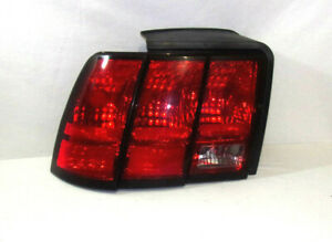 1999 2004 Ford Mustang Left Hand drivers Side Tail Light Housing