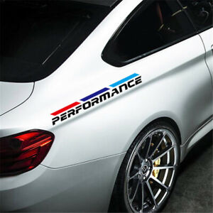 Car Styling Performance Rear Fender Car Stickers Decal For Bmw 3 5 7 M3 M5