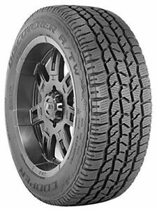 4 New Cooper Discoverer Atw All Terrain Tires P 265 70r16 265 70 16 2657016