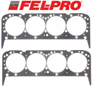 Fel Pro Performance 1045 Head Gaskets 2 Loc Wire For Chevy Sb 327 350 383 400
