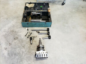 Wohlhaupter Upa6 1140 Boring Head Accessories Freight Shipping Only