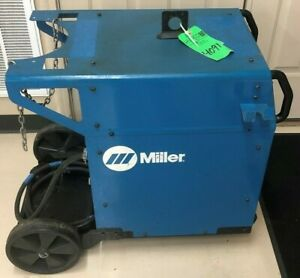 Miller Syncrowave 200 Tig Stick Welder With Leads