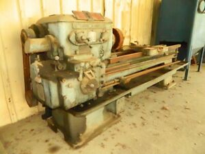 Lodge And Shipley 16 X 50 Lathe Great Freight Rates Condition In Description