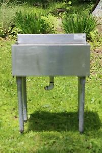 Krowne Metal Restaurant Bar Underbar Ice Bin