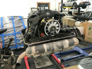 Porsche 72 911t 2 4l Mfi Engine