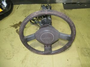 1990 Toyota Supra Steering Wheel