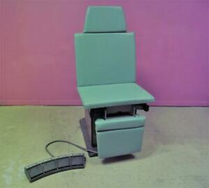 Midmark Ritter 119 Ent Electric Power Exam Table Procedure Hydraulic Chair