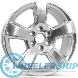 20 Replacement Wheel For Chevy Tahoe Suburban Silverado 1500 2014 2019 Rim 5652