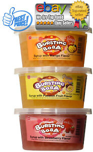 Bursting Popping Boba 3 Flavor Fun Pack best Deals In Usa