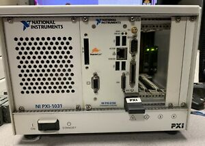 National Instruments Ni Pxi 1031 With Pxi 8196 Controller Windows Xp Labview