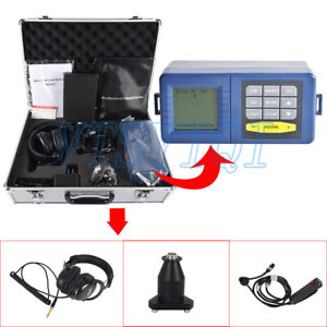 Water Leak Detector Underground Water Pipe Leakage Detection Meter