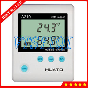 Digital Thermometer Hygrometer Temperature Humidity Meter Tester C F Selectable