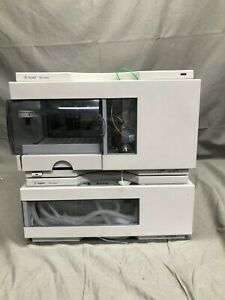 Agilent 1100 G1329a Autosampler With G1330a b Als Thermostat Chiller