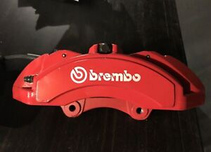 Jeep Srt8 2012 Full Set Calipers With New Brembo Pads