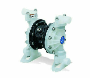 D52911 1 2 Graco Air Operated Double Diaphragm Pump 515