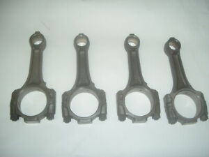 Ford 2 3l 2300 4 Cylinder Connecting Rods D42e Aa
