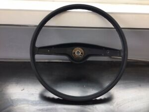 Amc Javelin Amx 1970 Steering Wheel Excellent Shape