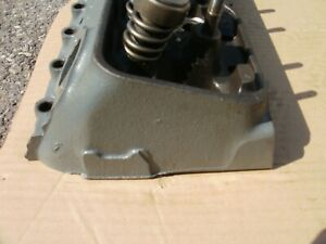 1966 3890462 Chevrolet 327 Double Hump Camel Cylinder Head 462