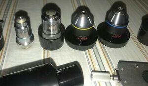Zeiss Neofluar Phase contrast Microscope Objective 160mm Exc Co