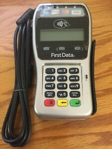 brand New First Data Fd35 Pin Pad emv Chip Card nfc 69 Free Shipping