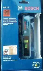 New Bosch Mini Laser Level Gll1p 2 Days Only