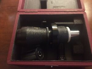 Rare Vintage E Leitz Wetzlar Laboratory 1 2 X Microscope Adapter Attachment