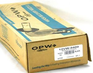 New Opw 12vw 0400 Inverted Co axial Premium Vac assist Nozzle gasoline