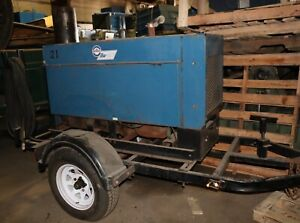 Miller Big 40 Generator welder gasoline Powered