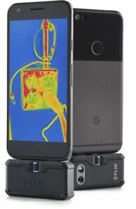 Flir One Pro Thermal Imaging Camera Attachment For Android Usb c