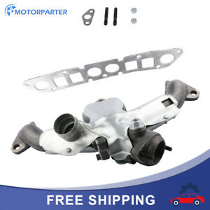 Exhaust Manifold Kit W Gasket For Dodge Dakota Jeep Tj Wrangler 2 5l 4cyl