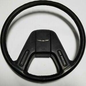 1985 1986 Ford Thunderbird Steering Wheel Horn Button Cruise Controls